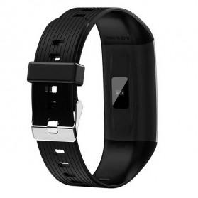 SPOVAN Jam Tangan Olahraga Smartwatch Heartrate Bluetooth - R12 - Black - 3