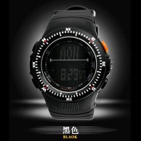SKMEI Jam Tangan Olahraga Pria - DG0989 - Black - 2