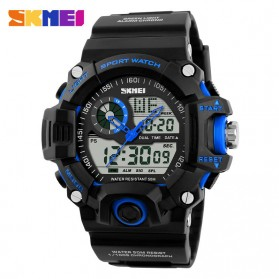 SKMEI Jam Tangan Analog Digital Pria - AD1029 - Blue