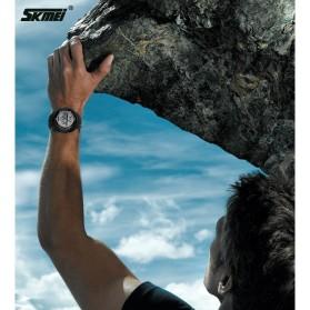 SKMEI Jam Tangan Sport Digital Pria - DG1025 - Titanium Silver - 9