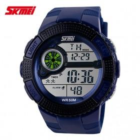 SKMEI Jam Tangan Sport Digital Pria - DG1027 - Blue