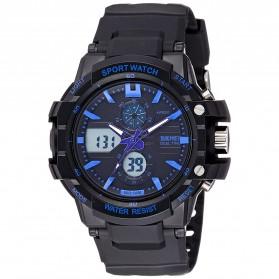 SKMEI Jam Tangan Sport Pria - AD0990 - Black/Blue