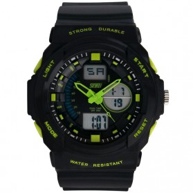 SKMEI Jam Tangan Analog Digital Pria - AD0955 - Green