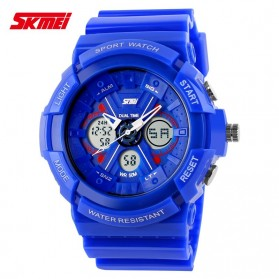 SKMEI Jam Tangan Analog Digital Pria - AD0966 - Blue