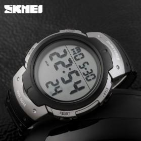 SKMEI Jam Tangan Digital Pria - DG1068 - Black/Silver - 4