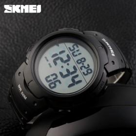 SKMEI Jam Tangan Digital Pria - DG1068 - Black - 4