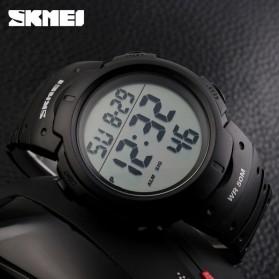 SKMEI Jam Tangan Digital Pria - DG1068 - Black - 5