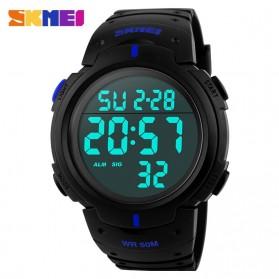 SKMEI Jam Tangan Digital Pria - DG1068 - Blue - 2