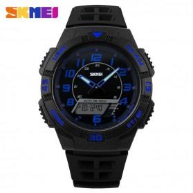 SKMEI Jam Tangan Sporty Pria - AD1065 - Blue - 2