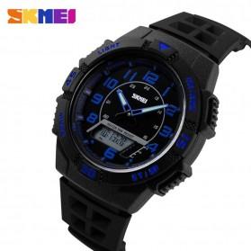 SKMEI Jam Tangan Sporty Pria - AD1065 - Blue - 3