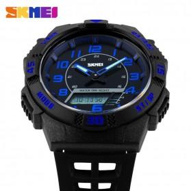 SKMEI Jam Tangan Sporty Pria - AD1065 - Blue - 4