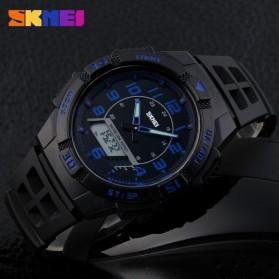 SKMEI Jam Tangan Sporty Pria - AD1065 - Blue - 6