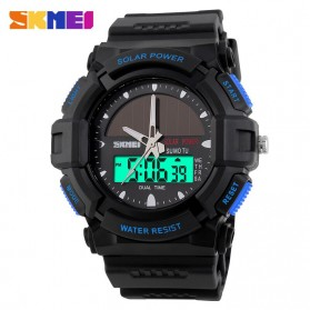 SKMEI Jam Tangan Analog Digital Pria - AD1050E - Blue
