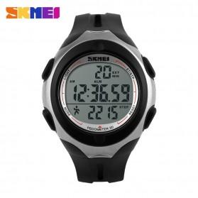 SKMEI Jam Tangan Olahraga Pedometer - DG1107S - Black