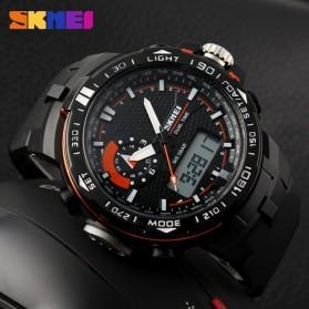 SKMEI Jam Tangan Sport Pria - AD1081 - Black/Orange - 4