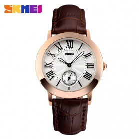 SKMEI Jam Tangan Analog Wanita - 1083CL - Coffee