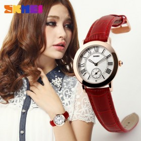 SKMEI Jam Tangan Analog Wanita - 1083CL - Coffee - 5