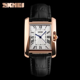 SKMEI Jam Tangan Fashion Wanita - 1085CL - Black - 4