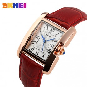 SKMEI Jam Tangan Fashion Wanita - 1085CL - Red - 2