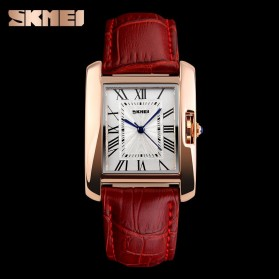 SKMEI Jam Tangan Fashion Wanita - 1085CL - Red - 4