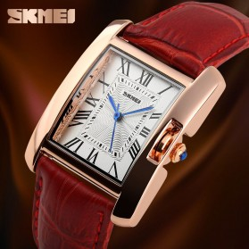 SKMEI Jam Tangan Fashion Wanita - 1085CL - Red - 5
