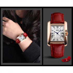 SKMEI Jam Tangan Fashion Wanita - 1085CL - Red - 8