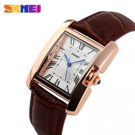 SKMEI Jam Tangan Fashion Wanita - 1085CL - Coffee - 2