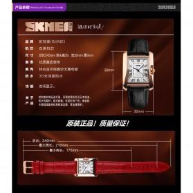 SKMEI Jam Tangan Fashion Wanita - 1085CL - Coffee - 8