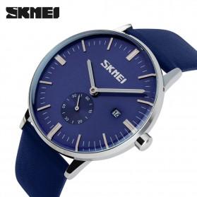 SKMEI Jam Tangan Analog Pria - 9083CL - Blue - 2