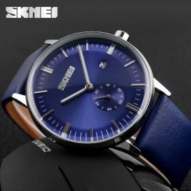 SKMEI Jam Tangan Analog Pria - 9083CL - Blue - 3