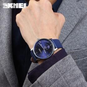 SKMEI Jam Tangan Analog Pria - 9083CL - Blue - 6