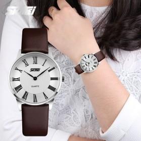 SKMEI Jam Tangan Analog Wanita - 9092 - White - 4