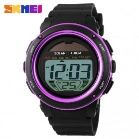 SKMEI Jam Tangan Tenaga Solar - DG1096 - Purple