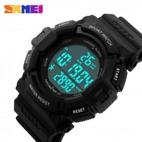 SKMEI Jam Tangan Digital Pria - DG1116S - Black - 4