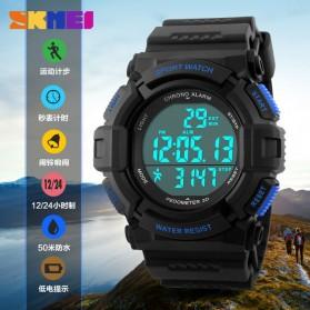 SKMEI Jam Tangan Digital Pria - DG1116S - Black - 9