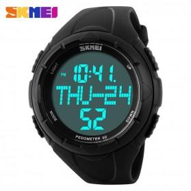 SKMEI Jam Tangan Digital Pria - DG1122S - Black - 2