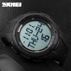 SKMEI Jam Tangan Digital Pria - DG1122S - Black - 6