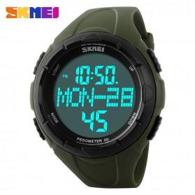 SKMEI Jam Tangan Digital Pria - DG1122S - Army Green - 2