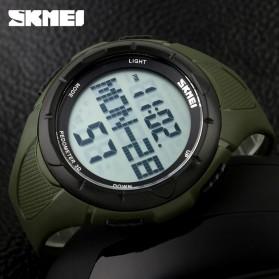 SKMEI Jam Tangan Digital Pria - DG1122S - Army Green - 5