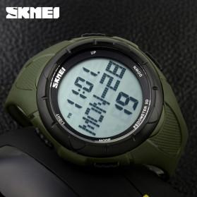 SKMEI Jam Tangan Digital Pria - DG1122S - Army Green - 6
