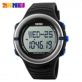 SKMEI Jam Tangan Digital Pria - DG1111HR - Black/Blue