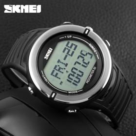 SKMEI Jam Tangan Digital Pria - DG1111HR - Black - 4