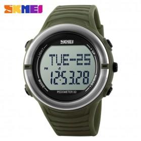 SKMEI Jam Tangan Digital Pria - DG1111HR - Army Green