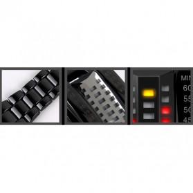 SKMEI Jam Tangan LED Pria - 1035A - Black - 5