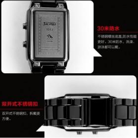 SKMEI Jam Tangan LED Pria - 1035A - Black - 7