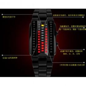SKMEI Jam Tangan LED Wanita - 1013A - Black - 5