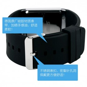 SKMEI Jam Tangan LED - 0983AT - Black - 2