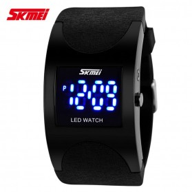SKMEI Jam Tangan LED - 0951 - Black