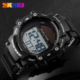 SKMEI Jam Tangan Digital Pria - DG1129 - Black - 3