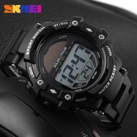 SKMEI Jam Tangan Digital Pria - DG1129 - Black - 4